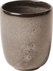 Villeroy & Boch Lave beige kameninový hrnek bez ouška, 0,4 l