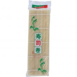Bambusová podložka na sushi 24 x 24 cm