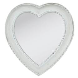 Zrcadlo ve tvaru srdce - 27*3*28 cm