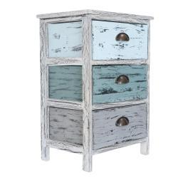 Vintage skříňka / noční stolek - 40*29*58 cm