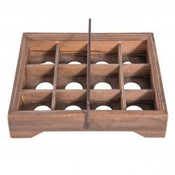 Stojánek na vajíčka 12ks  - 23*18*11 cm