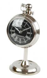 Stolní kovové hodiny - 37cm