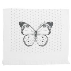 Kuchyňský froté ručník Beautiful Butterfly- 40*60 cm