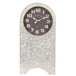 Vintage stolní hodiny Old Town Clock - 18*10*36 cm/1xAA