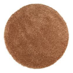 Hnědý koberec Universal Aqua Liso, ø100cm