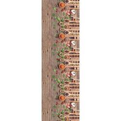 Běhoun Floorita Mestoli, 58 x 240 cm