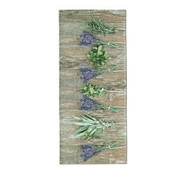 Běhoun Floorita Lavender, 60 x 240 cm