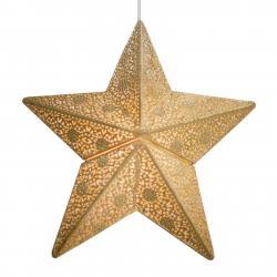 By Rydéns By Rydéns Etoile závěsné světlo hvězda 30 cm zlaté