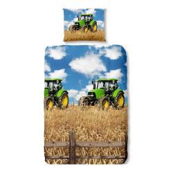 Dětské bavlněné povlečení Good Morning Farmer, 140 x 200 cm