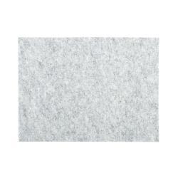 FELTO Prostírání 33 x 45 cm set 6 ks - sv. šedá