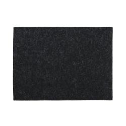 FELTO Prostírání set 4 ks - černá