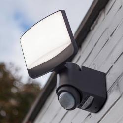 Eco-Light Venkovní LED reflektor Sunshine, detektor pohybu