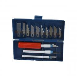 Asist 61-3023 sada vyřezávacích nožů, 13 ks