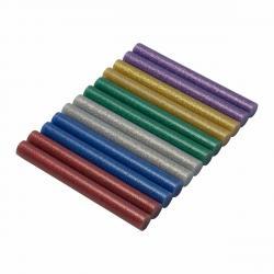 Asist 71-3208 tavné patrony 12 ks, 11 mm, barevná s třpytkami