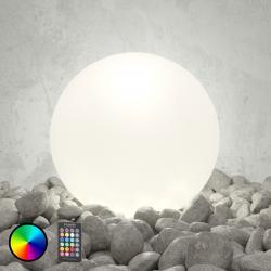 8 Seasons LED venkovní dekorační světlo Shining Globe 50 cm