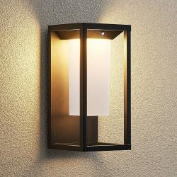 Lucande Lucande Eliel LED solární nástěnné svítidlo