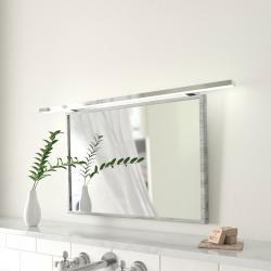 Ebir Dlouhé LED svítidlo nad zrcadlo Esther, 100 cm