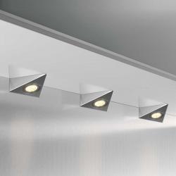 Evotec Trojúhelníkové LED svítidlo do podhledů DHL CF, 3x
