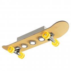 Evotec Stropní LED svítidlo Light Cruiser, skateboard