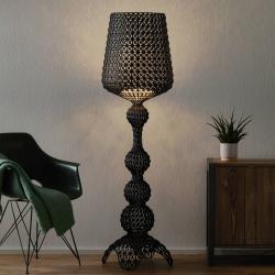 Kartell Kartell Kabuki - LED stojací lampa, černá