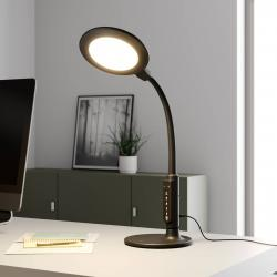 Arcchio Arcchio Hanke LED lampa na psací stůl, stmívatelná