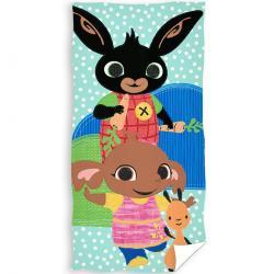 Carbotex Dětský ručník Bing, Sula a Flop, 30 x 50 cm
