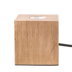 STILO Stolní lampa 10 cm - přírodní