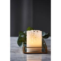 LED svíčka Best Season Clary, výška 10 cm