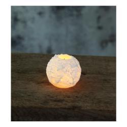 LED svíčka Best Season Snowta, výška 6,5 cm