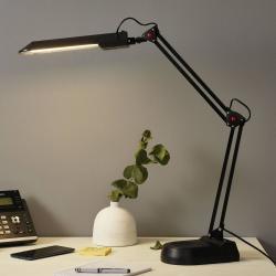ALCO Stolní pracovní lampa PRACY, černá