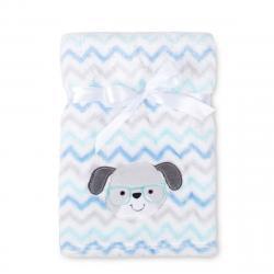 Babymatex Dětská deka Ricco pejsek, 75 x 100 cm