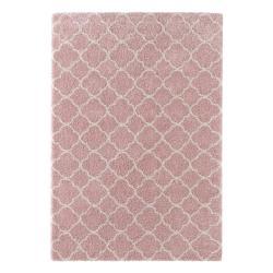 Růžový koberec Mint Rugs Luna, 120x170cm
