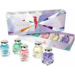 Dárková sada francouzských parfémů Charrier Parfums de Luxe DR203, 5 ks