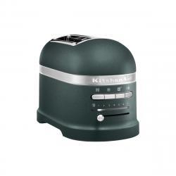 Toustovač na 2 plátky KitchenAid 5KMT2204EPP lahvově zelená