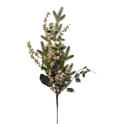 Zdobená větev Ego Dekor,výška70cm