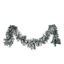 Vánoční girlanda J-Line Snowy,délka180cm