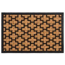 Trade Concept Kokosová rohožka Criss Cross, 40 x 60 cm