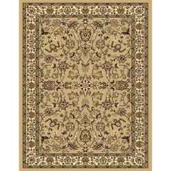 Spoltex Kusový koberec Samira 12002 beige, 60 x 110 cm