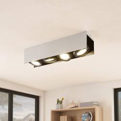 Arcchio Arcchio Ocula LED stropní světlo GU10, čtyřž.