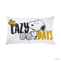 "PEANUTS Polštář Snoopy ""Lazy Days """