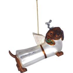 HANG ON Ozdoba pes anděl