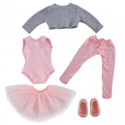 Addo B - Friends Obleček Ballerina, 5 dílů
