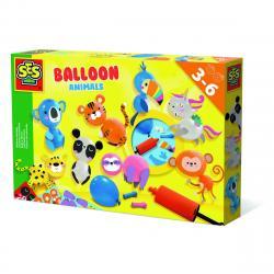 Ses Výroba zvířátek z balonků