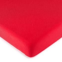 4Home jersey prostěradlo červená, 140 x 200 cm