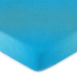 4Home Jersey prostěradlo modrá, 60 x 120 cm