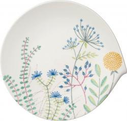 Villeroy & Boch Flow Couture talíř Gourmet, 31 x 29 cm