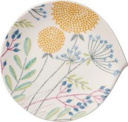 Villeroy & Boch Flow Couture dezertní talíř, 23 x 22 cm