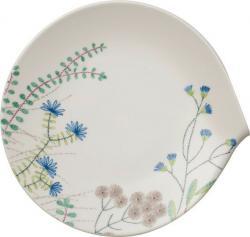 Villeroy & Boch Flow Couture jídelní talíř, 28 x 27 cm