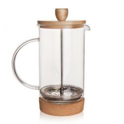 Orion Konvice na čaj a kávu CORK, 0,75 l