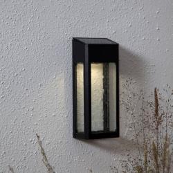 Best Season Wally LED solární nástěnné světlo z hliníku